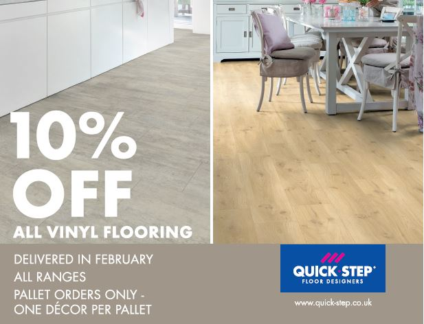 Livyn flooring, February offer!