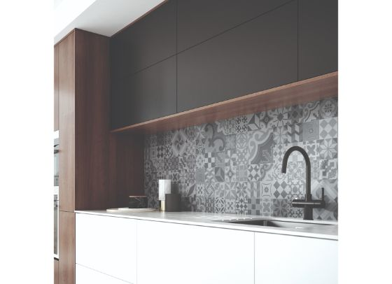 Free of Charge Vista Splashback Displays!