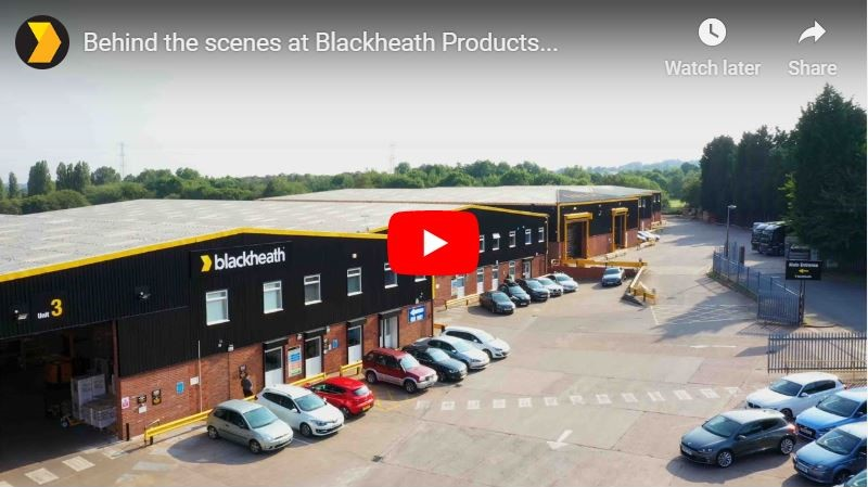 Behind the scenes at Blackheath…