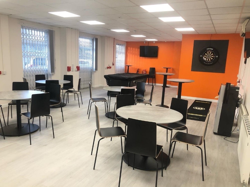 Blackheath Products New Canteen Area…